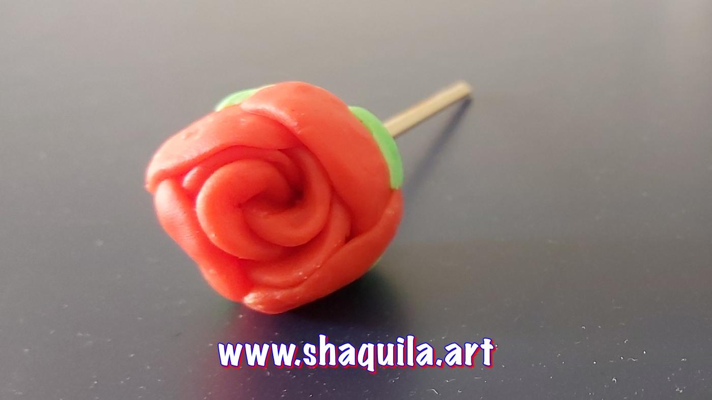 Cara Membuat Bunga Mawar Dari Plastisin Playdoh Dengan Mudah Shaquila Art